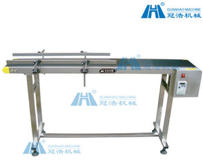 China Inkjet Printer Conveyor Auxiliary Equipment For Food / Beverages Industry factory