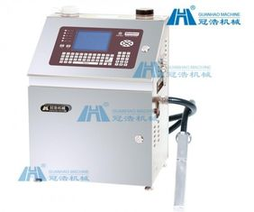 China Safe Auxiliary Equipment KN500K Inkjet Machine With Automatic Ink Road System factory