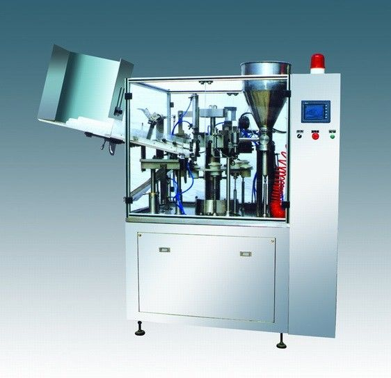 High Accuracy Paste Filling Machine For Tomato Sauce / Peanut Butter supplier